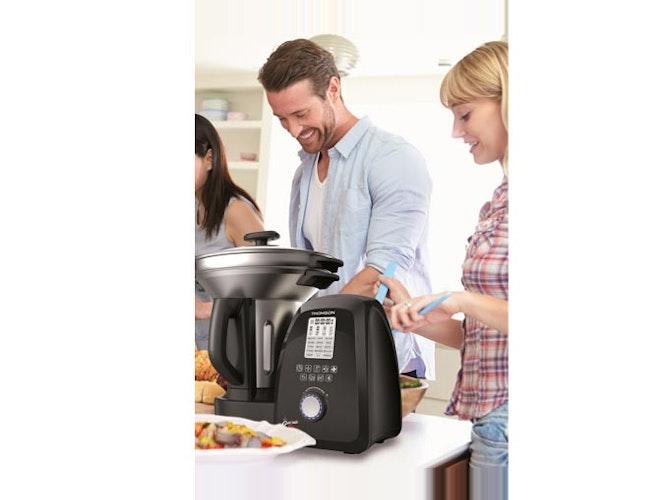 Communiqu s de presse - Robot cuiseur geni mix pro thomson ...