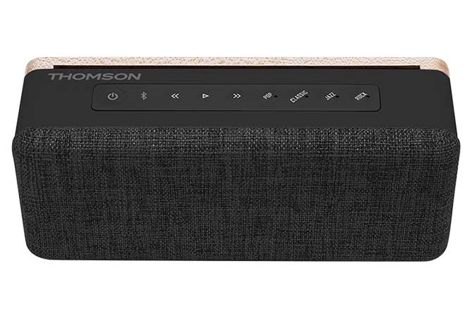 Enceinte Bluetooth Thomson WS04