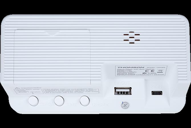 C600BS Réveil Vibrant
