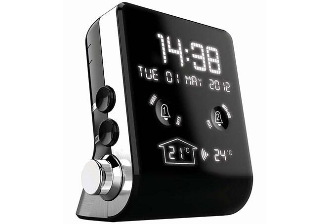 thomson digital clock radio with dawn simulator or projector rh mythomson com