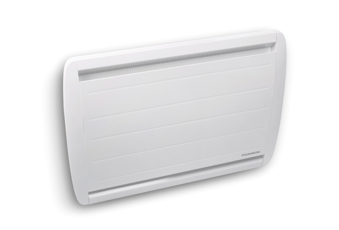 radiateur fonte connect digital inertie s che chaleur douce thomson. Black Bedroom Furniture Sets. Home Design Ideas