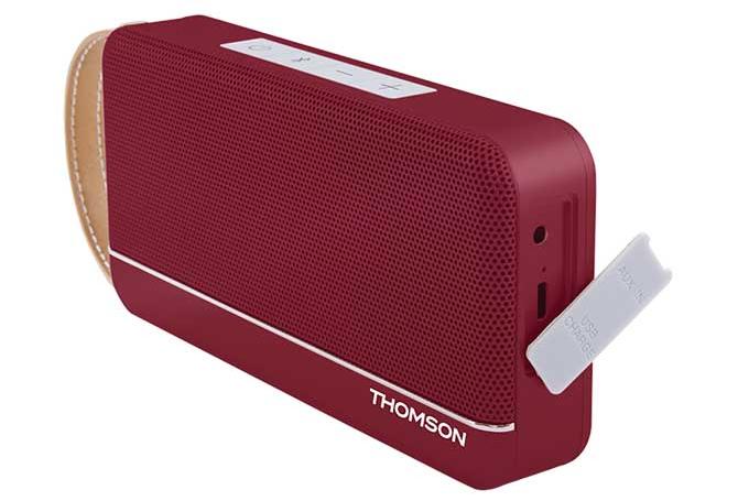 Enceinte Bluetooth Thomson WS02RM